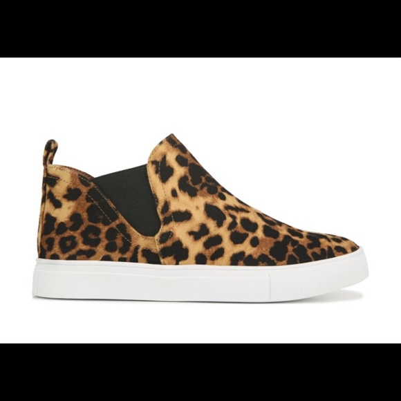 Report Shoes | Leopard Sneaker Bootie